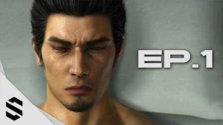 【如龙6】第1集 剧情模式 游戏流程电影 - 超强画质