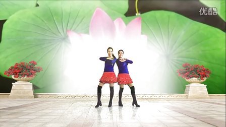 九真广场舞《亲爱的你在哪里》原创双人对跳舞