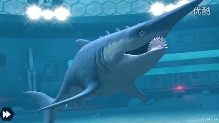 【小鸢】侏罗纪世界-20两星旋齿鲨帅到爆炸~!