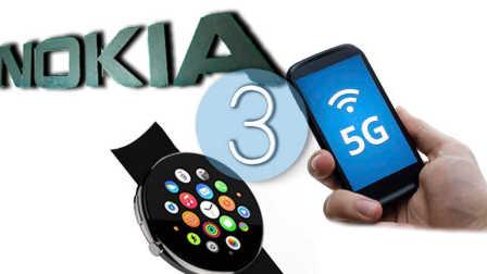 诺基亚从返手机市场 华为5G网络较领先 下一代苹果Apple Watch有变