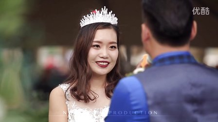 电影笔记作品:叶飞&邹蕊|般若世界婚礼短片
