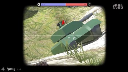 战地模拟器Ravenfield迷你FPS红蓝军团对抗