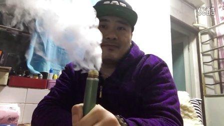 浩炫蒸汽 正品 mag dog 疯狗滴油 雾化器 开箱视频