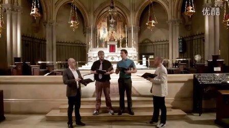 【Choir】Victoria: O magnum mysterium § 4vv motet by New York Polyphony