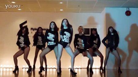 韩舞:孝琳Hyolyn_ Paradise 舞蹈练习 (天舞)温哥华
