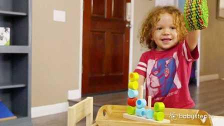 Babystep | 通过玩玩具来加强孩子的手眼协调能力
