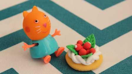 超级美味的樱桃蛋糕
