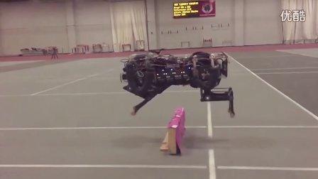 麻省理工猎豹机器人跑跳测试