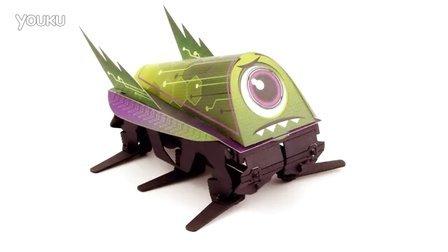 机智网Video:Kamigami机器人
