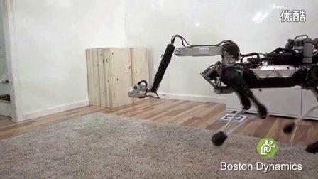 机智网Video:SpotMini机器人