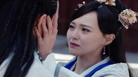 电视剧《锦绣未央》唐嫣 罗晋古装吻戏, 演绎唯美爱情?