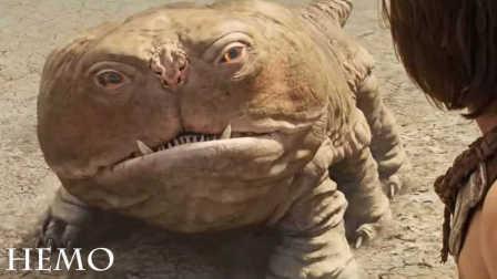 十大科幻电影最神勇的动物猛将-怪物狗、金刚、火箭棕熊