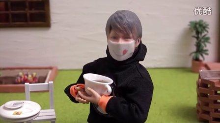袖珍红茶 MiniFood Black tea ミニチュアじょーけんとミニチュア紅茶