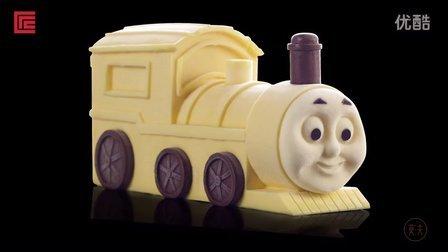 莫夫教室- 小火车造型伴手蛋糕制作教程