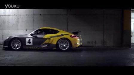 新款 Cayman GT4 Clubsport 亮相