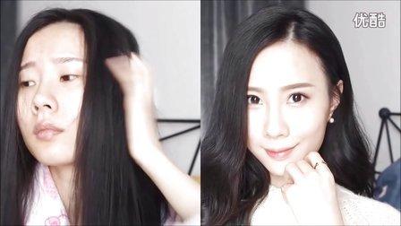 【27视频】秋冬温柔小女人妆容