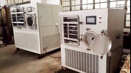 中试型冻干机TF-SFD-20操作视频