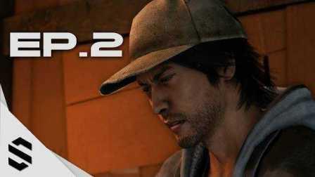 【如龙6】第2集 剧情模式 游戏流程电影 - 超强画质