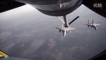 美空军阿拉斯加雪天训练