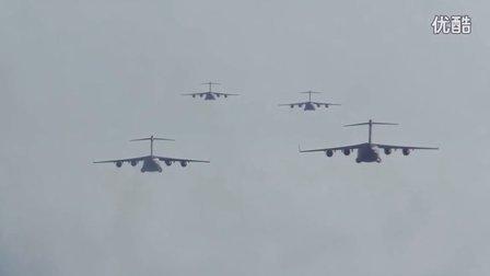 美军跳伞训练(C-17)