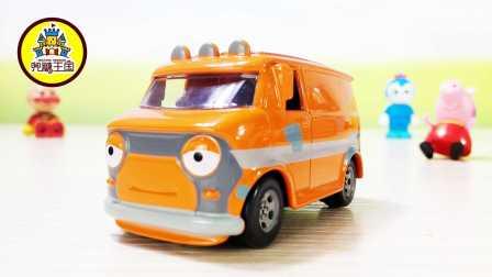 欧力合金车 巴萨工程车 小汽车欧力 小汽车总动员 儿童玩具车 欧力小汽车