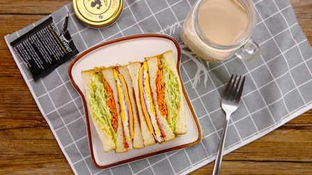太阳猫早餐 第一季 韩国街头三明治 191