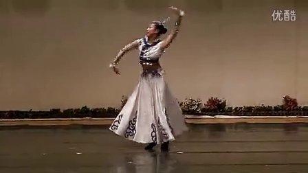 蒙古舞舞蹈《天边》