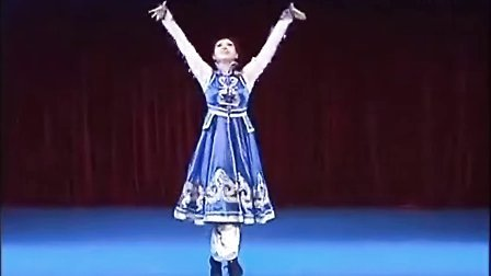 蒙族舞蹈《呼伦贝尔大草原 》
