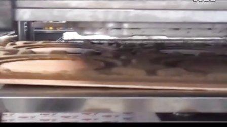 必硕科技纸浆模塑汽车轮毂线——全自动往复成型机
