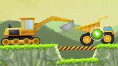 最新挖掘机视频表演大全挖土机工地建工 吊车黄金矿工