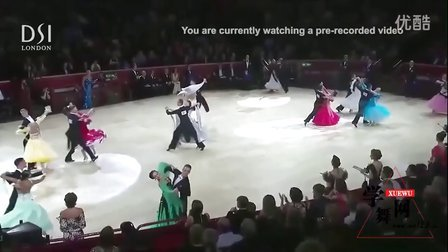 2014黑池拉丁舞表演完整版_超清