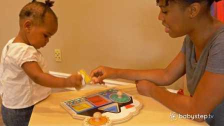 Babystep | 玩具能反映孩子的能力