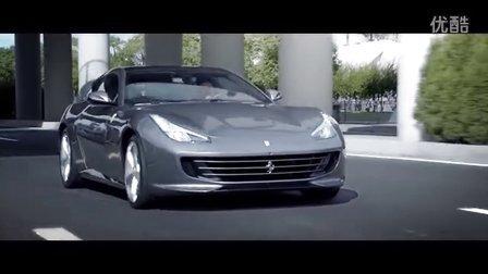 法拉利全新GTC4Lusso T微电影《跃马·新境界》