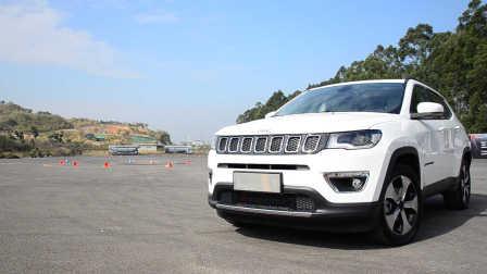 ams车评网 夏东评车 抢鲜试驾全新Jeep指南者