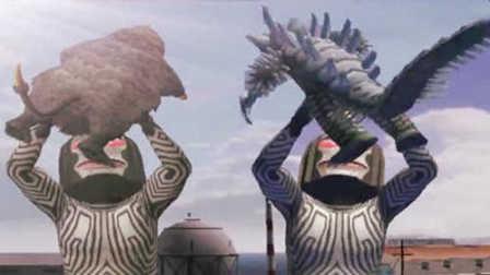 【暗墨】迪迦奥特曼 奥特曼格斗进化3 第211期 达达怪兽VS奥特曼