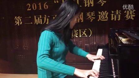 钢琴曲《少女的祈祷》-朱丽丽演奏