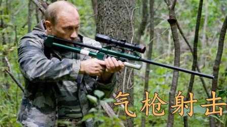 """【气枪】轻松干倒野猪的""""玩具"""",精益求精的竞技枪械!@射击 手枪 步枪 武器 战争 历史"""