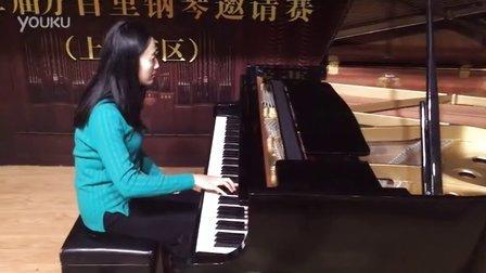 钢琴曲《小情歌》-朱丽丽演奏