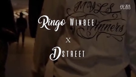 Ringo Winbee χ DStreet ∫ Popping Session in Tokyo ∫
