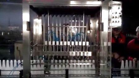灌装机 椰奶灌装机 蛋白奶灌装机 乳饮料灌装机 豆奶灌装机 牛奶灌装机 酸奶饮料灌装机 全自动冲瓶机 铝箔平板封口机 全自动生产线