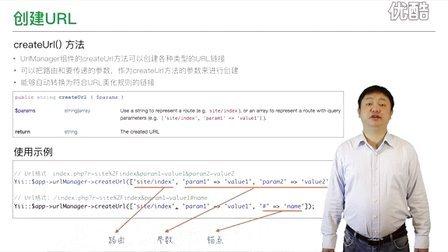 新版魏曦教你学Yii2.0(10.2 URL美化 )