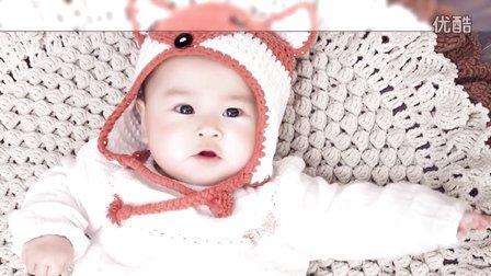 [193-3]巧织馆-钩针儿童护耳帽系列-狐狸配件教程毛线简易织法07月13日更新