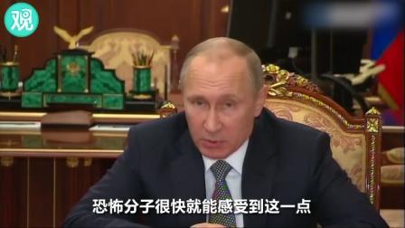 普京严厉回应俄驻土大使遇刺