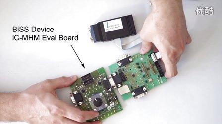 iC-MB4 和 iC-MHM评估板:iC-MB4 BiSS接口主机指导(英文)