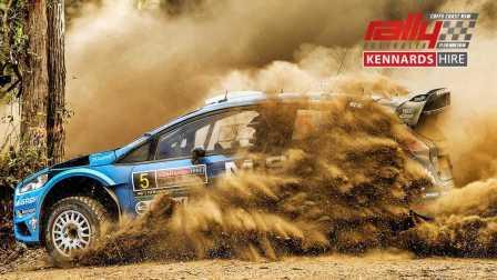 中文解说 WRC 2016赛季 澳大利亚站 Day3(2016赛季最后一站) 精彩集锦