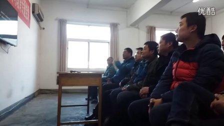 郑州工务机械段大修七车间安全警示教育培训