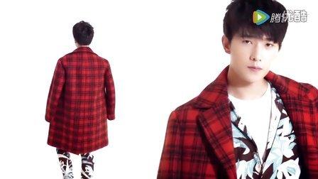 时尚先生12月刊花絮  杨洋 《不一样的艺术家》