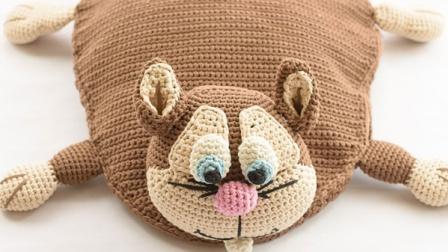 小松鼠第2集卡通地垫嘉特汇编织小屋毛线的织法视频全集