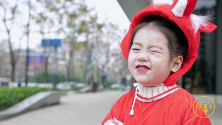 4岁女艺人接通告,只表演不要钱!只因颜值太高,不当网红太浪费