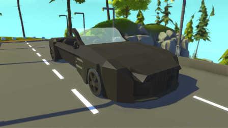 狡猾解说《废品机械师》最终幻想15跑车,雷加利亚